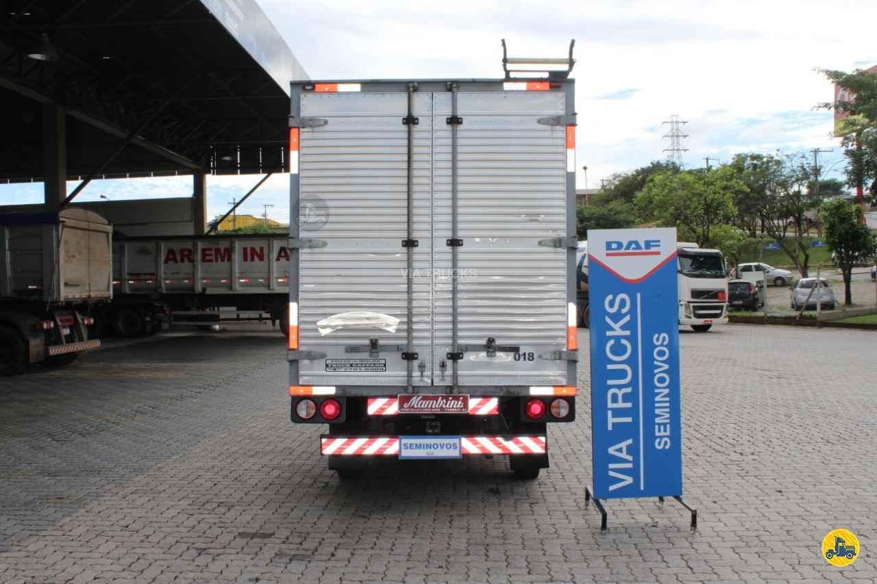 KIA MOTORS Bongo K-2500 60541km 2017/2018 Via Trucks - DAF