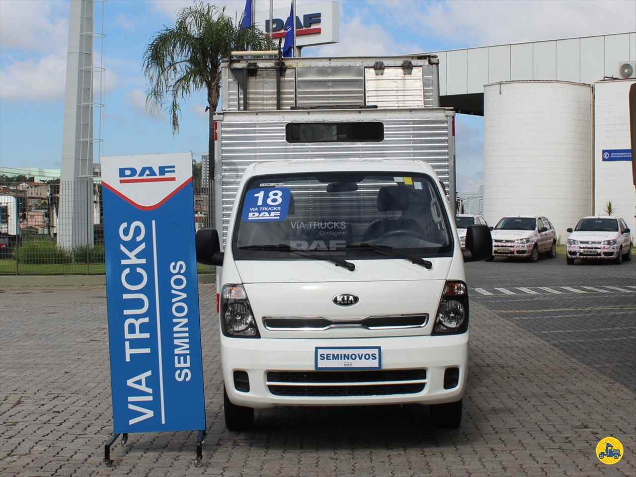 Bongo K-2500 de Via Trucks - DAF - CONTAGEM/MG