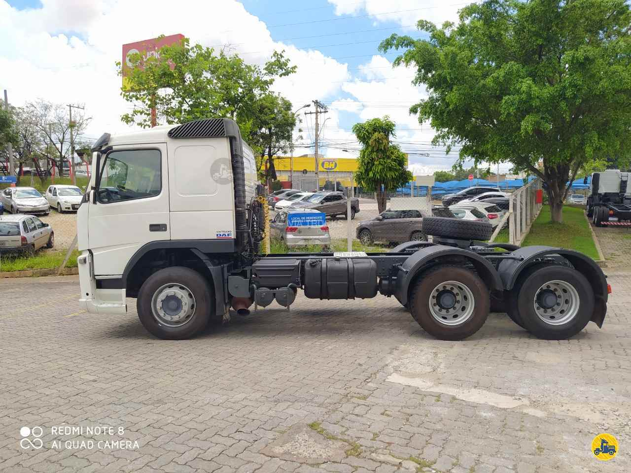 VOLVO VOLVO FM 370 767983km 2011/2011 Via Trucks - DAF