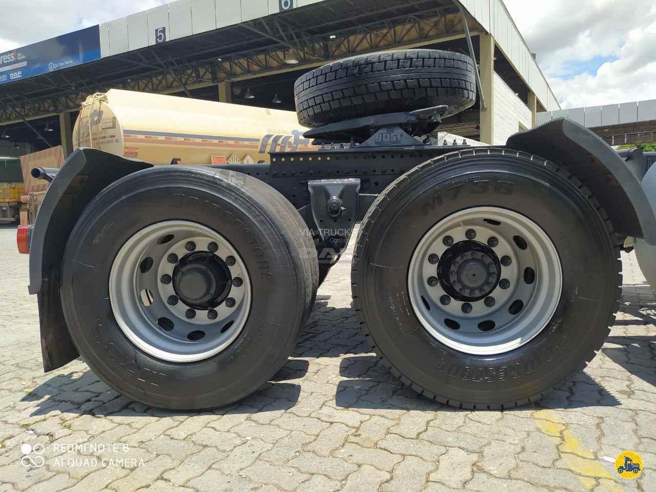 VOLVO VOLVO FH 440 63985km 2009/2009 Via Trucks - DAF