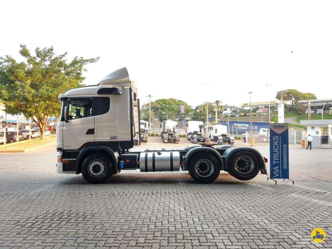SCANIA SCANIA 400 615000km 2016/2016 Via Trucks - DAF