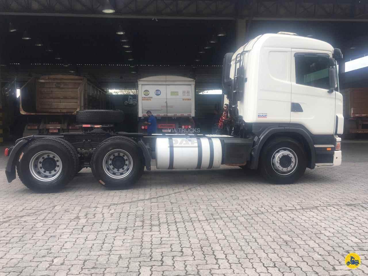 SCANIA SCANIA 420 895km 2011/2011 Via Trucks - DAF