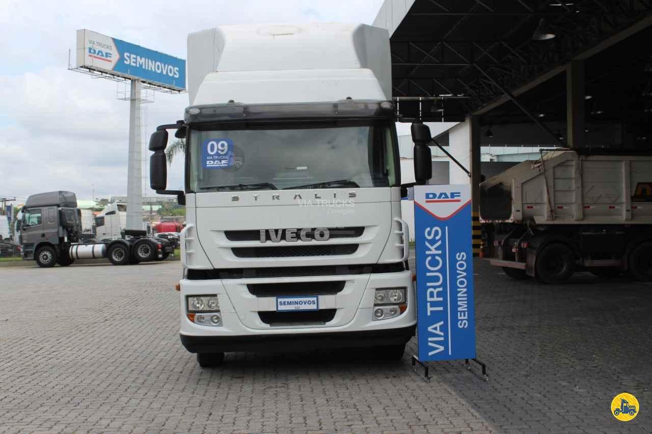 CAMINHAO IVECO STRALIS 740 Chassis Traçado 6x4 Via Trucks - DAF CONTAGEM MINAS GERAIS MG