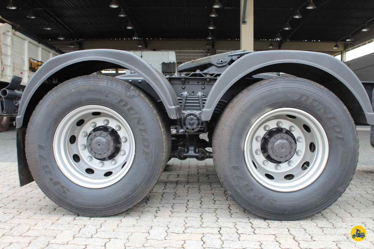 IVECO STRALIS 740 650000km 2008/2009 Via Trucks - DAF
