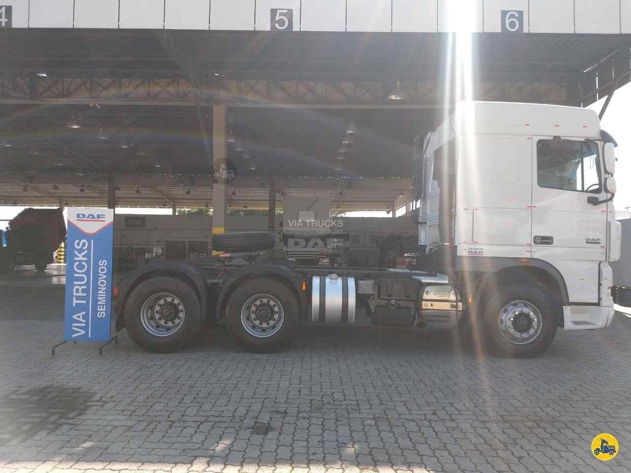 DAF DAF XF105 510 290000km 2016/2017 Via Trucks - DAF