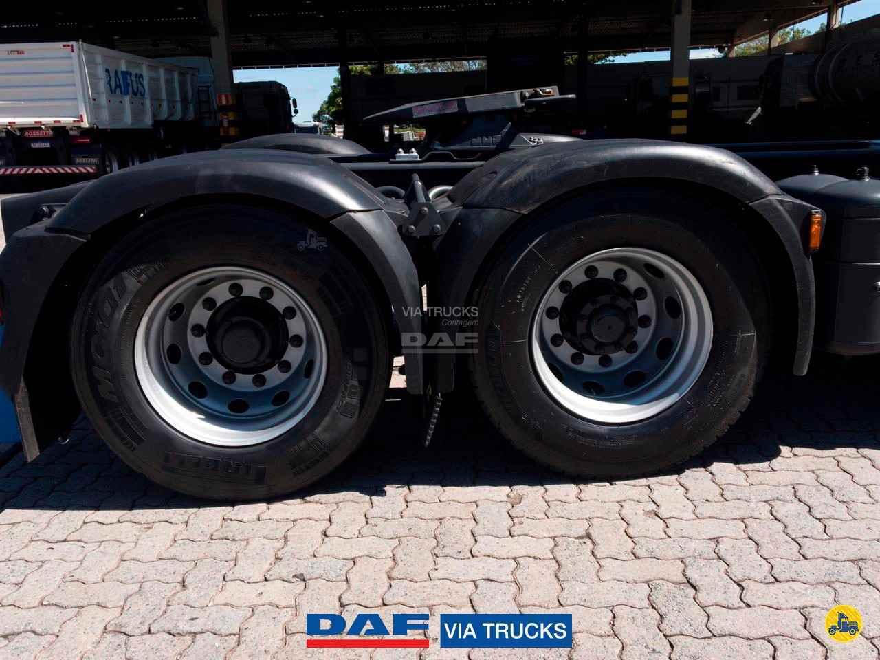 DAF DAF XF105 460 459188km 2015/2015 Via Trucks - DAF