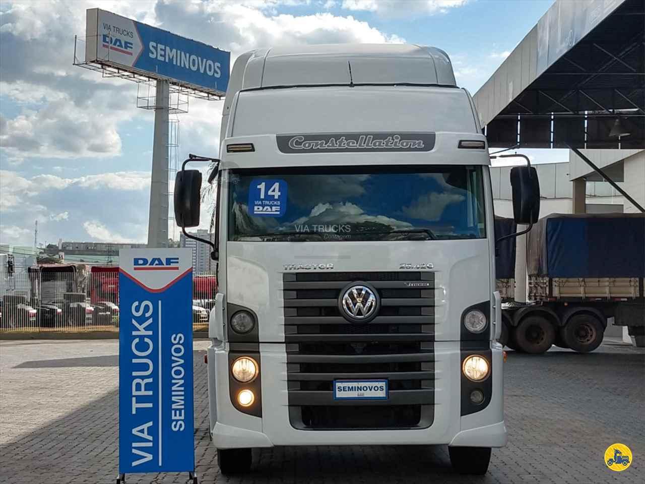 VOLKSWAGEN VW 25420 428000km 2014/2014 Via Trucks - DAF