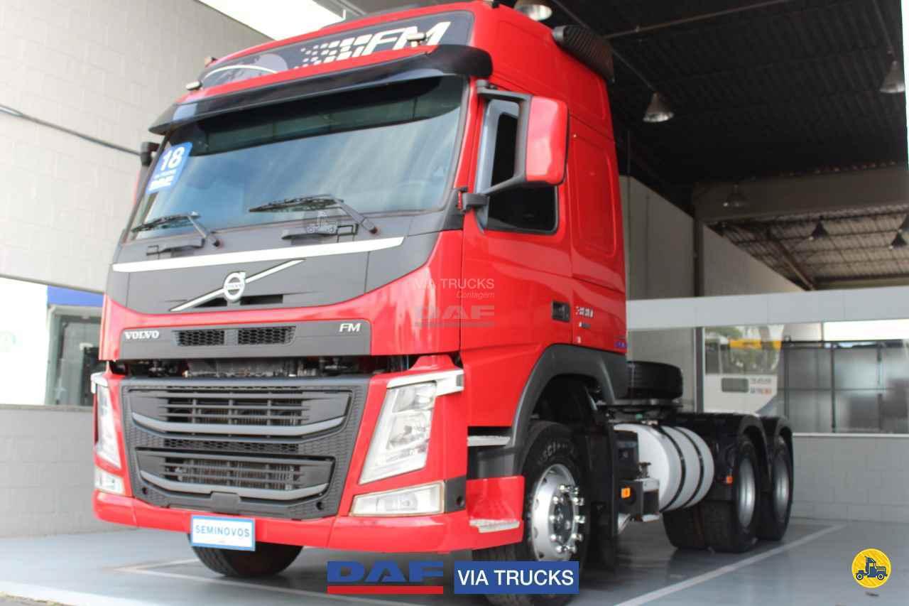 CAMINHAO VOLVO VOLVO FM 380 Chassis Truck 6x2 Via Trucks - DAF CONTAGEM MINAS GERAIS MG