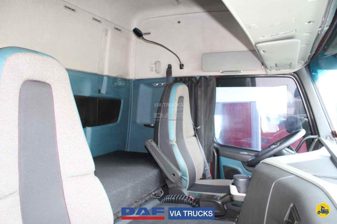 VOLVO VOLVO FM 380 427536km 2017/2018 Via Trucks - DAF
