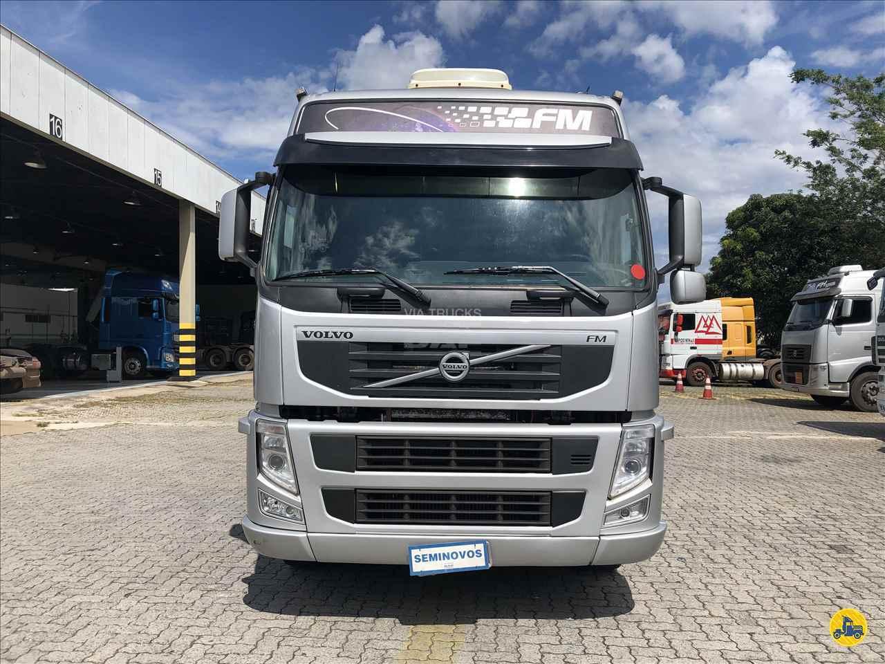 CAMINHAO VOLVO VOLVO FM 370 Chassis Truck 6x2 Via Trucks - DAF CONTAGEM MINAS GERAIS MG