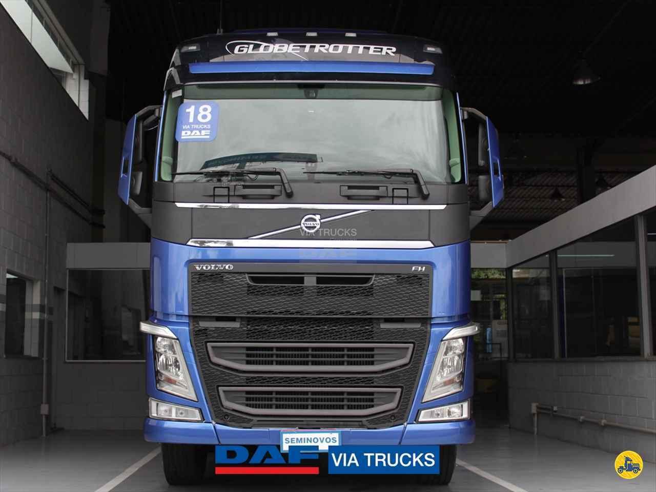 CAMINHAO VOLVO VOLVO FH 460 Chassis Truck 6x2 Via Trucks - DAF CONTAGEM MINAS GERAIS MG