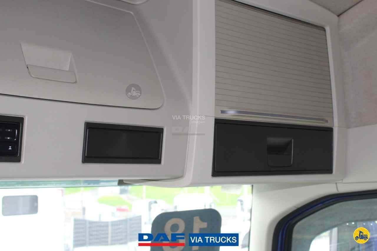 VOLVO VOLVO FH 460 406500km 2018/2018 Via Trucks - DAF