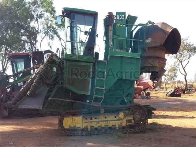 COLHEITADEIRA JOHN DEERE JOHN DEERE CANA 3520 Roda Agricola Máquinas e Peças BARRETOS SÃO PAULO SP
