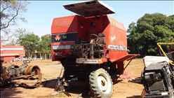 MASSEY FERGUSON MF 3640  2004/2005 Roda Agricola Máquinas e Peças