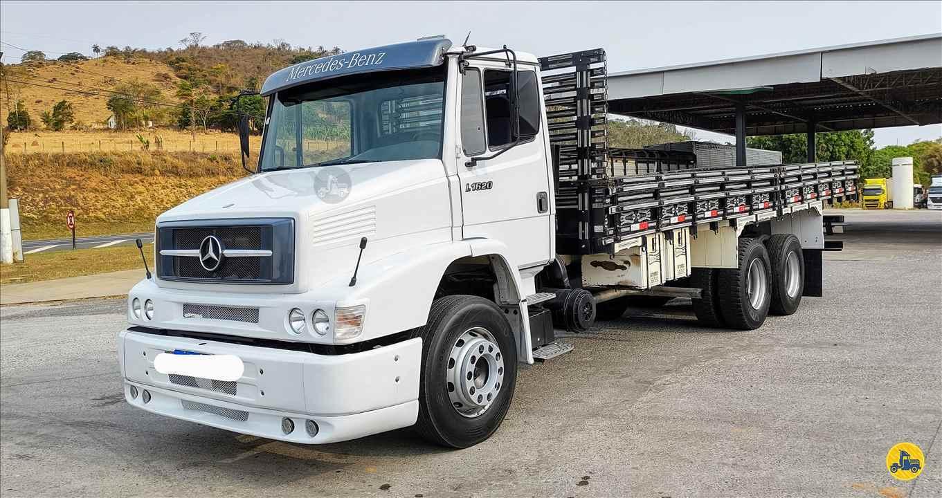 CAMINHAO MERCEDES-BENZ MB 1620 Carga Seca Truck 6x2 Rio Pardo Caminhões SAO JOSE DO RIO PARDO SÃO PAULO SP