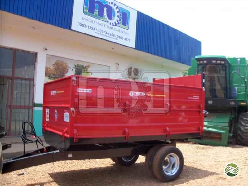CARRETA AGRÍCOLA CARRETA BASCULANTE  20 Moi Maquinas e Implementos Agricolas
