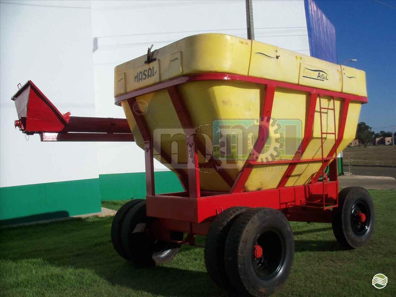 GRANELEIRA 14000 de Moi Maquinas e Implementos Agricolas - PORTO NACIONAL/TO