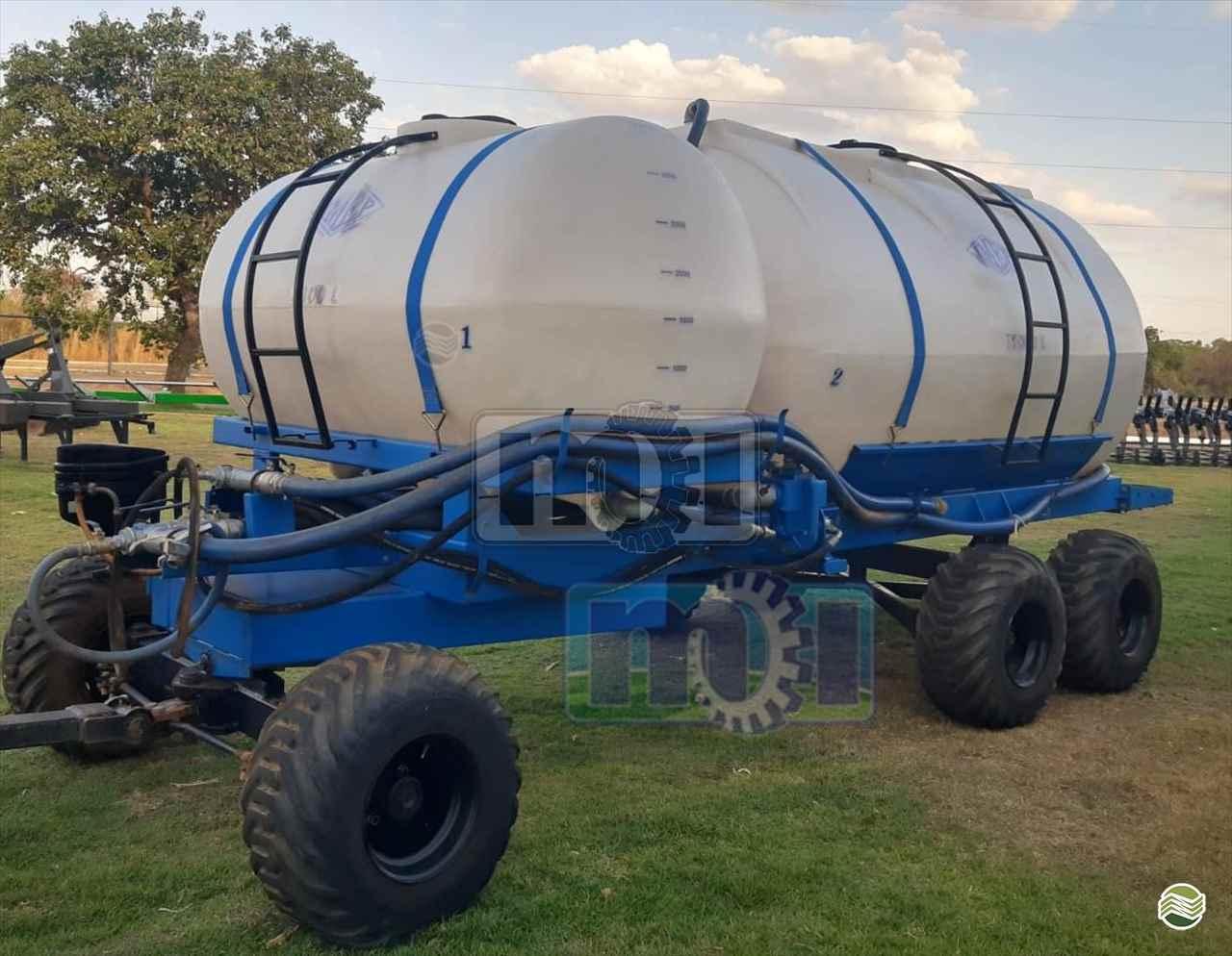 IMPLEMENTOS AGRICOLAS CARRETA CALDA PRONTA CARRETA 10.000 L Moi Maquinas e Implementos Agricolas PORTO NACIONAL TOCANTINS TO