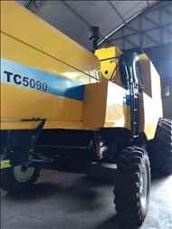NEW HOLLAND TC 5090  2010/2010 Paulo Mokan Compra E Venda De Máquinas Usadas