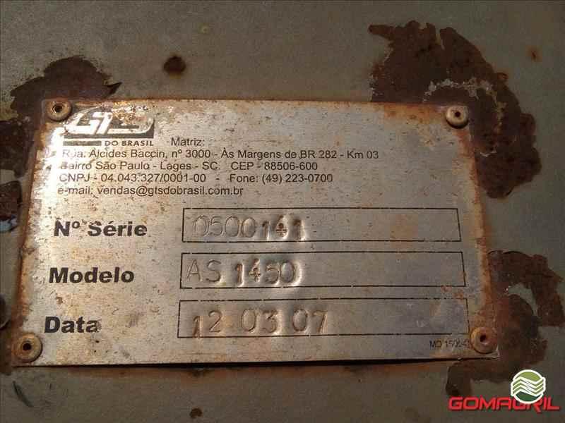 GTS MILHO TOP LINE  2007/2007 Gomagril Máquinas Agrícolas