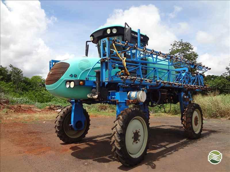 PULVERIZADOR MONTANA PARRUDA 2627 Tração 4x2 Gomagril Máquinas Agrícolas TANGARA DA SERRA MATO GROSSO MT