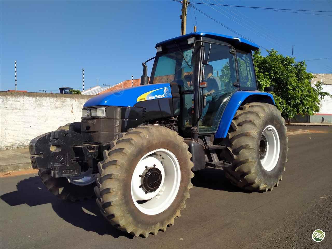 TRATOR NEW HOLLAND NEW TS 6020 Tração 4x4 Gomagril Máquinas Agrícolas TANGARA DA SERRA MATO GROSSO MT