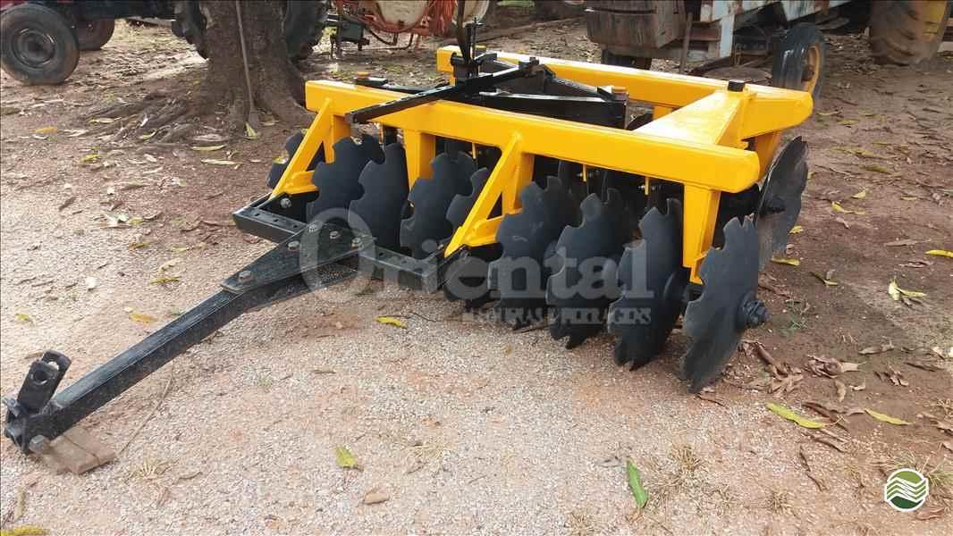 IMPLEMENTOS AGRICOLAS GRADE INTERMEDIÁRIA INTERMEDIÁRIA 18 DISCOS Oriental Máquinas PARANATINGA MATO GROSSO MT