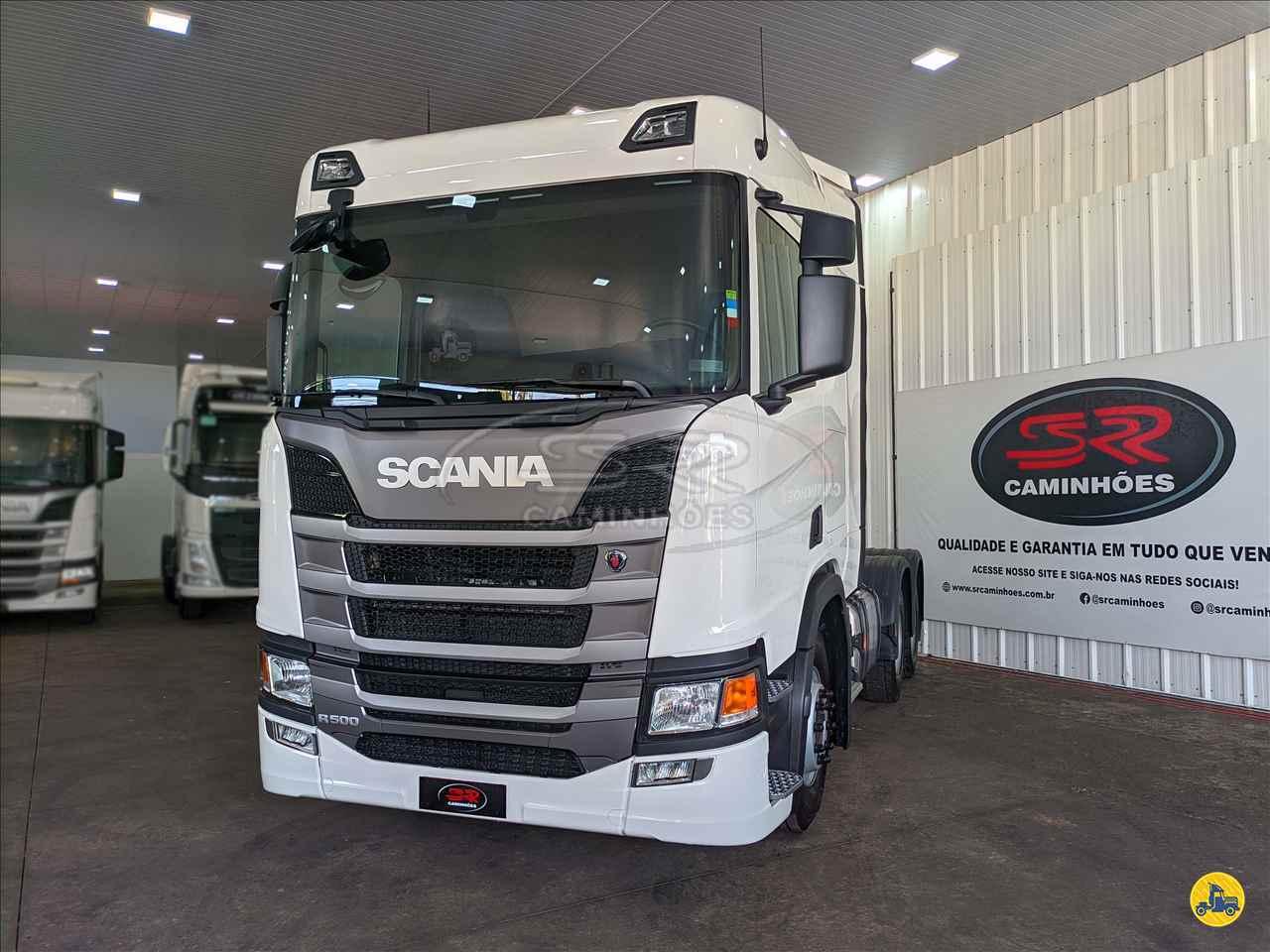 SCANIA 500 de S R Caminhões - LUCAS DO RIO VERDE/MT