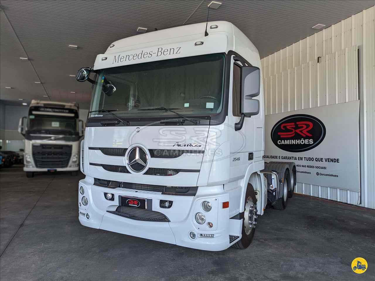 CAMINHAO MERCEDES-BENZ MB 2546 Cavalo Mecânico Truck 6x2 S R Caminhões LUCAS DO RIO VERDE MATO GROSSO MT