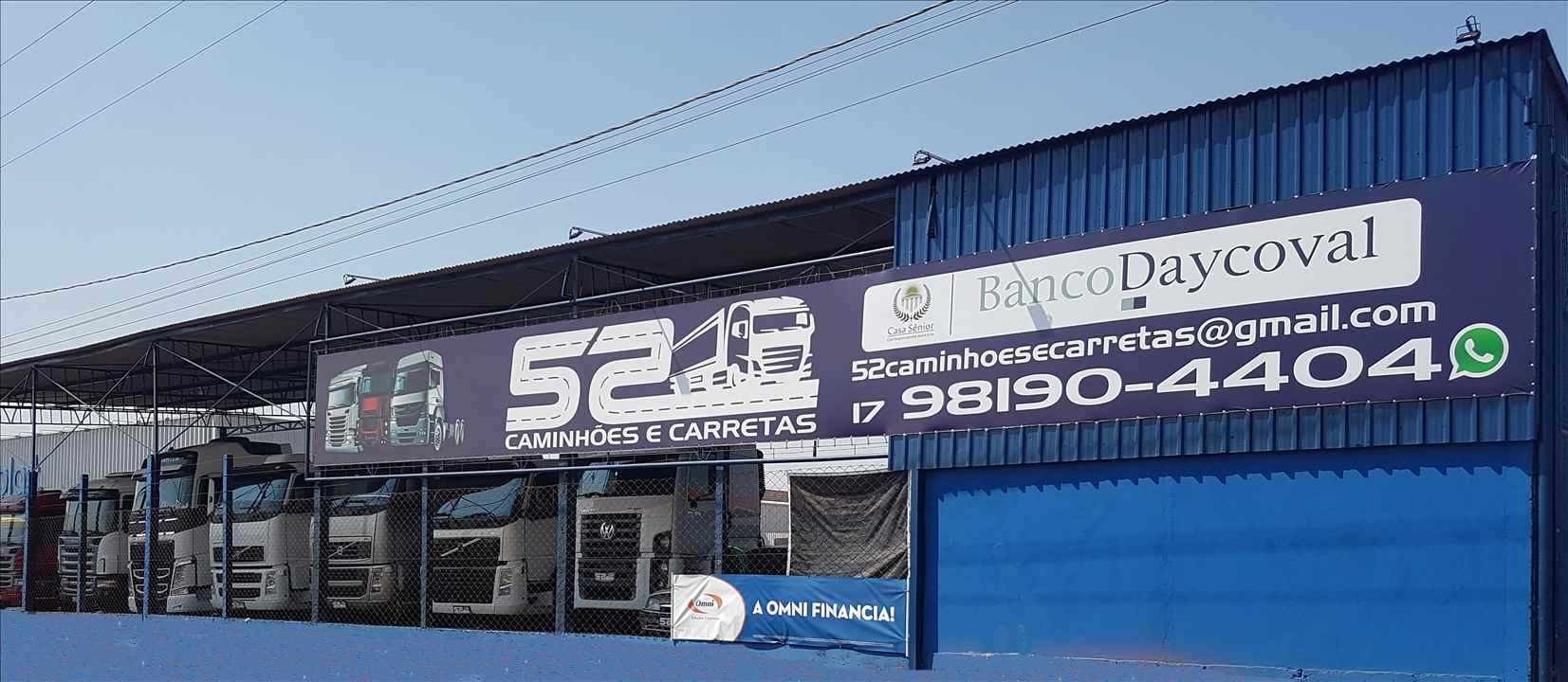 Foto da Loja da 52 Caminhões e Carretas