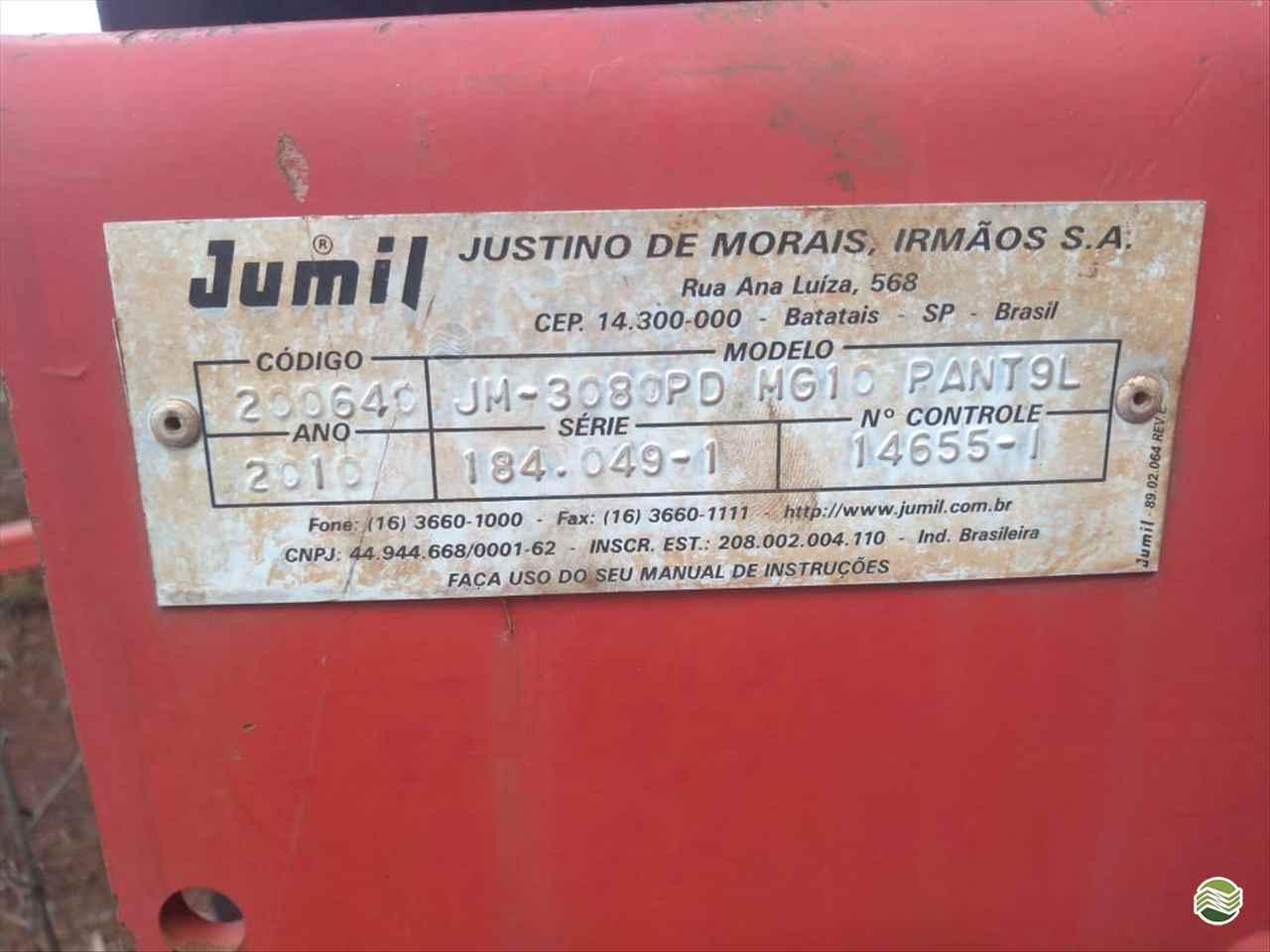JUMIL JM 3080  2010/2010 Lavrominas Tratores