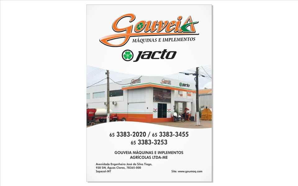Foto da Loja da Gouveia Máquinas e Implementos Agrícolas - Jacto