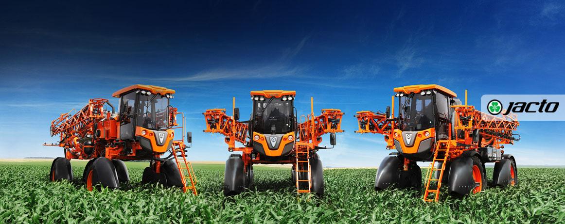Gouveia Máquinas e Implementos Agrícolas - Jacto