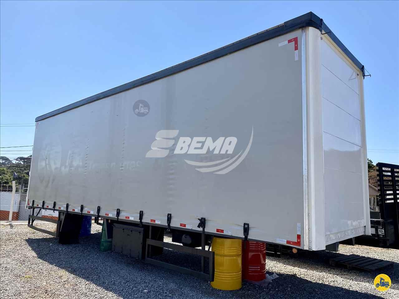 CAMINHAO MERCEDES-BENZ MB 3030 Baú Sider Truck 6x2 EBEMA Caminhões SAO JOSE DOS PINHAIS PARANÁ PR