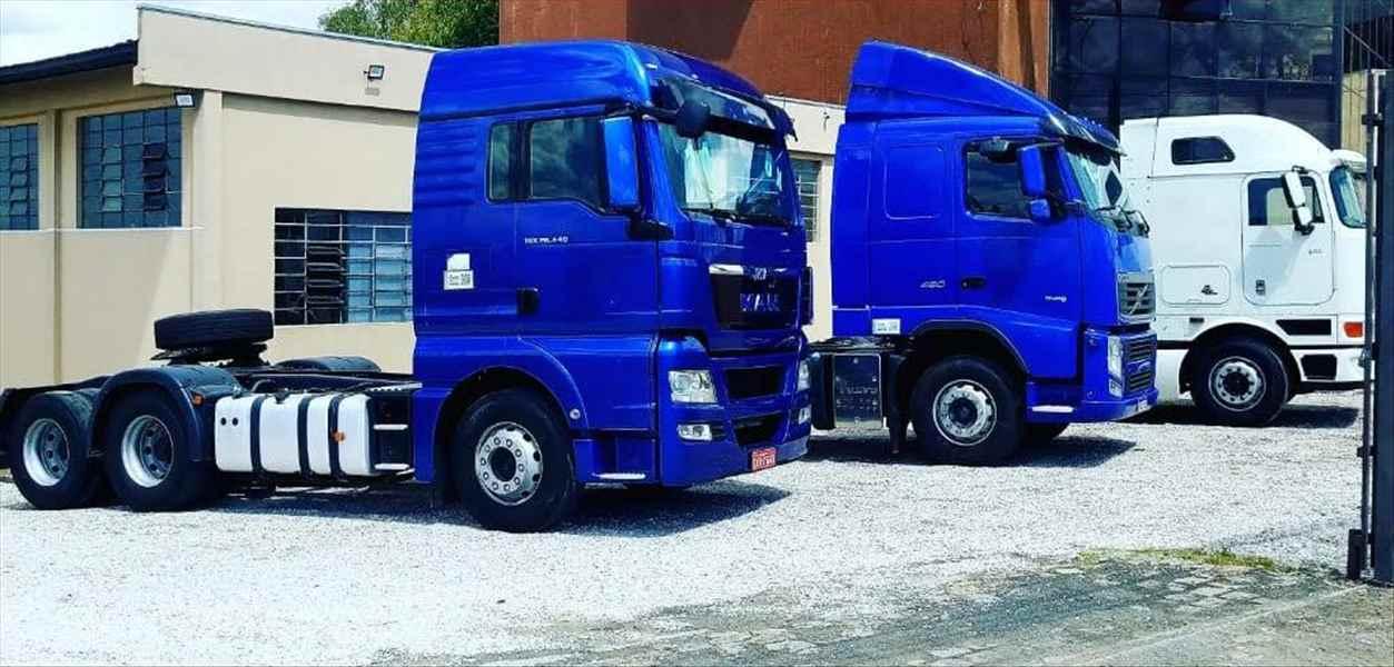 Foto da Loja da DIVELPE Caminhões e Implementos