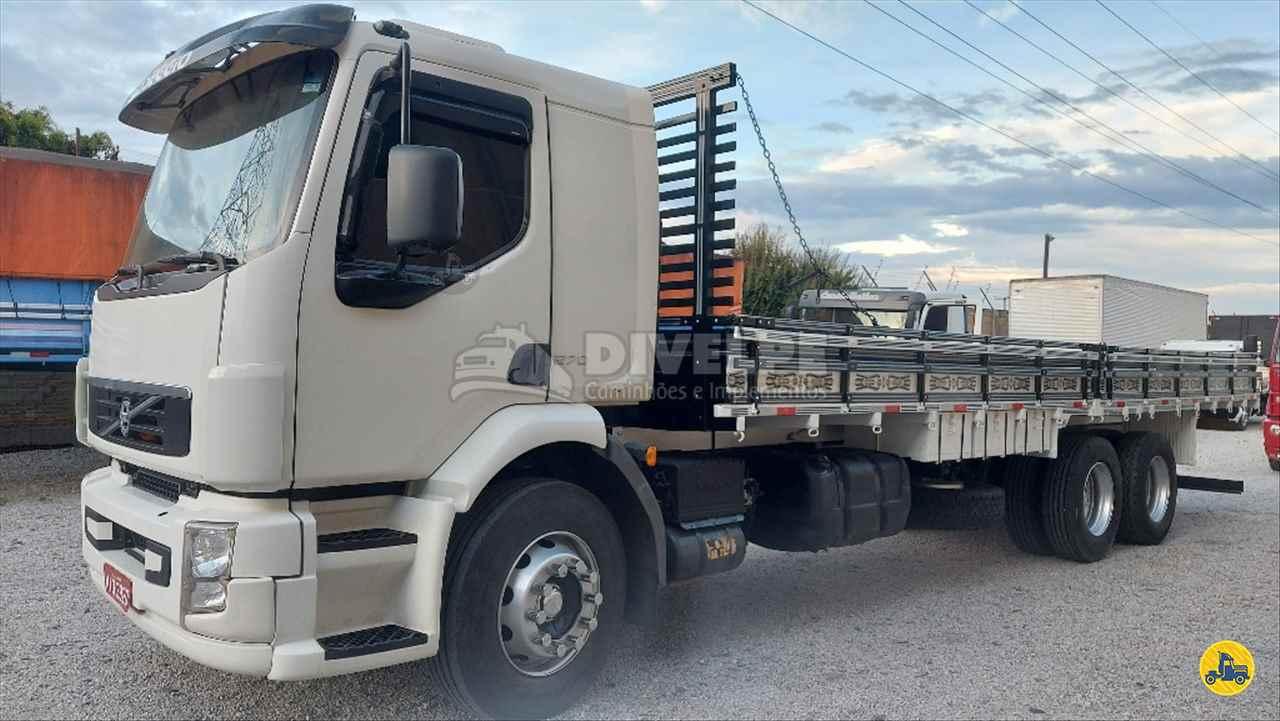 CAMINHAO VOLVO VOLVO VM 270 Carga Seca Truck 6x2 DIVELPE Caminhões e Implementos CURITIBA PARANÁ PR