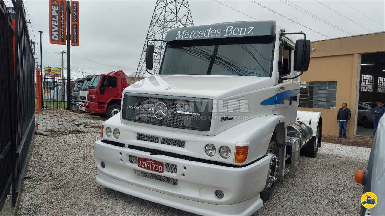 CAMINHAO MERCEDES-BENZ MB 1634 Cavalo Mecânico Toco 4x2 DIVELPE Caminhões e Implementos CURITIBA PARANÁ PR
