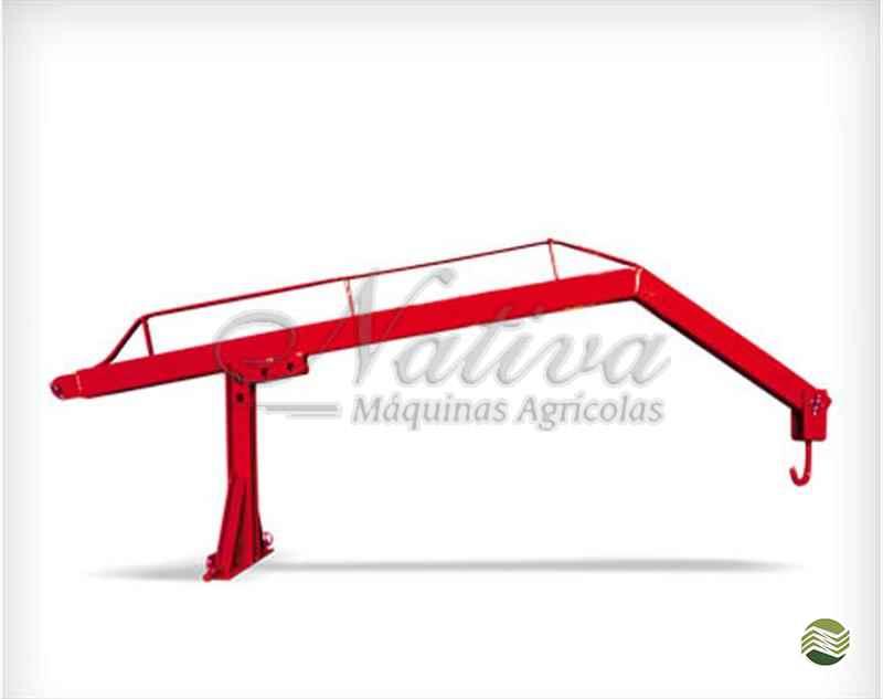 IMPLEMENTOS AGRICOLAS GUINCHO GUINCHO 600 Kg Nativa Máquinas Agrícolas IMBITUVA PARANÁ PR