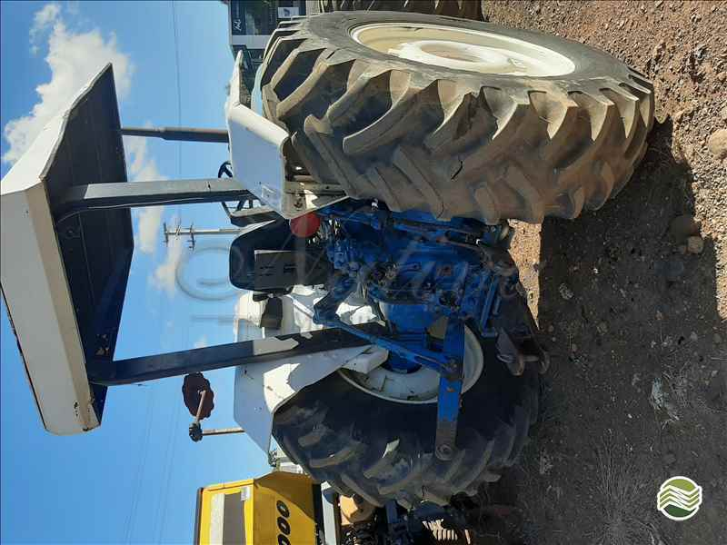 NEW HOLLAND NEW 7630  1994/1994 Nativa Máquinas Agrícolas
