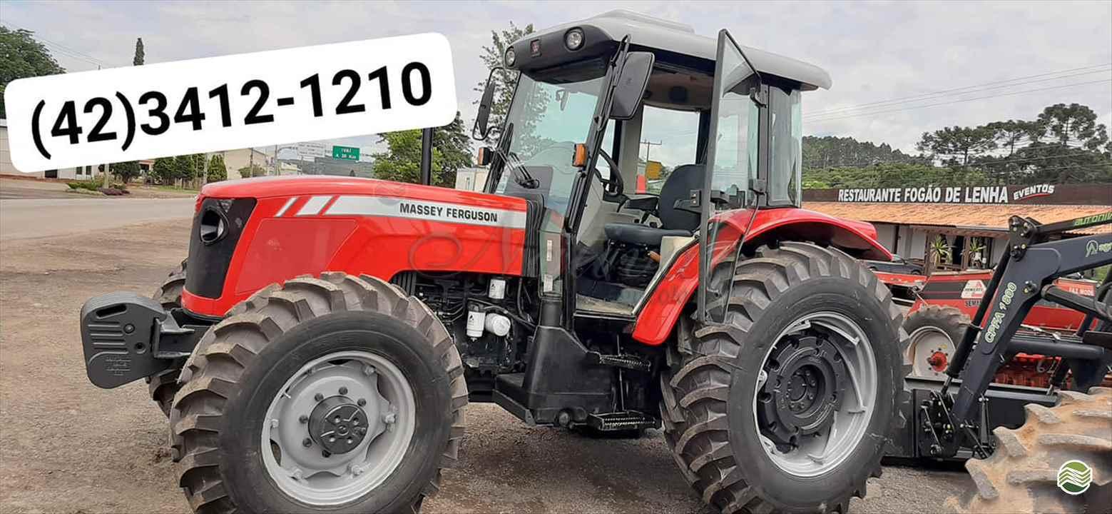TRATOR MASSEY FERGUSON MF 4292 Tração 4x4 Nativa Máquinas Agrícolas IMBITUVA PARANÁ PR