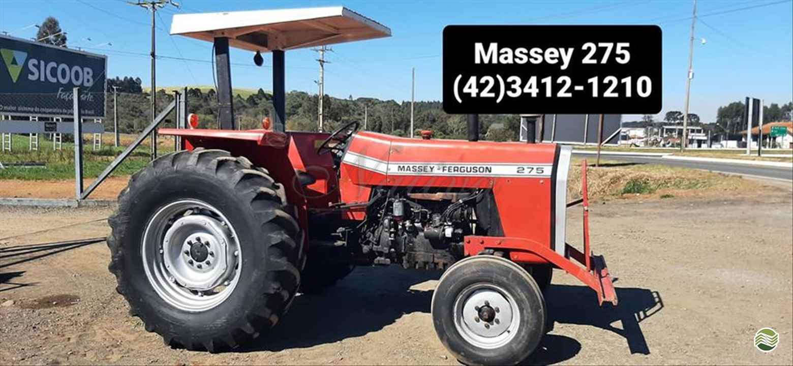 MF 275 de Nativa Máquinas Agrícolas - IMBITUVA/PR
