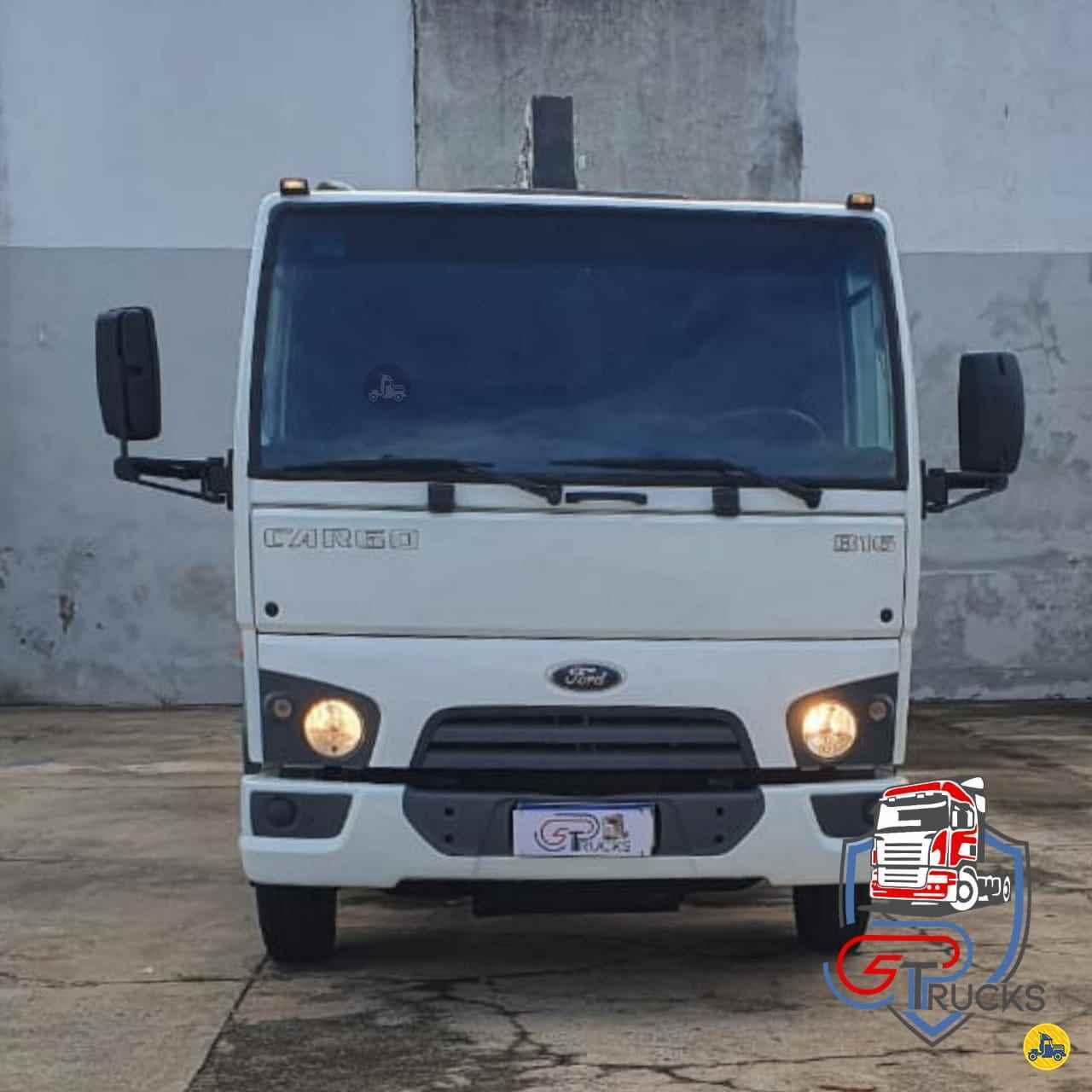 CAMINHAO FORD CARGO 816 Espargidor 3/4 4x2 GP Trucks PIRACICABA SÃO PAULO SP