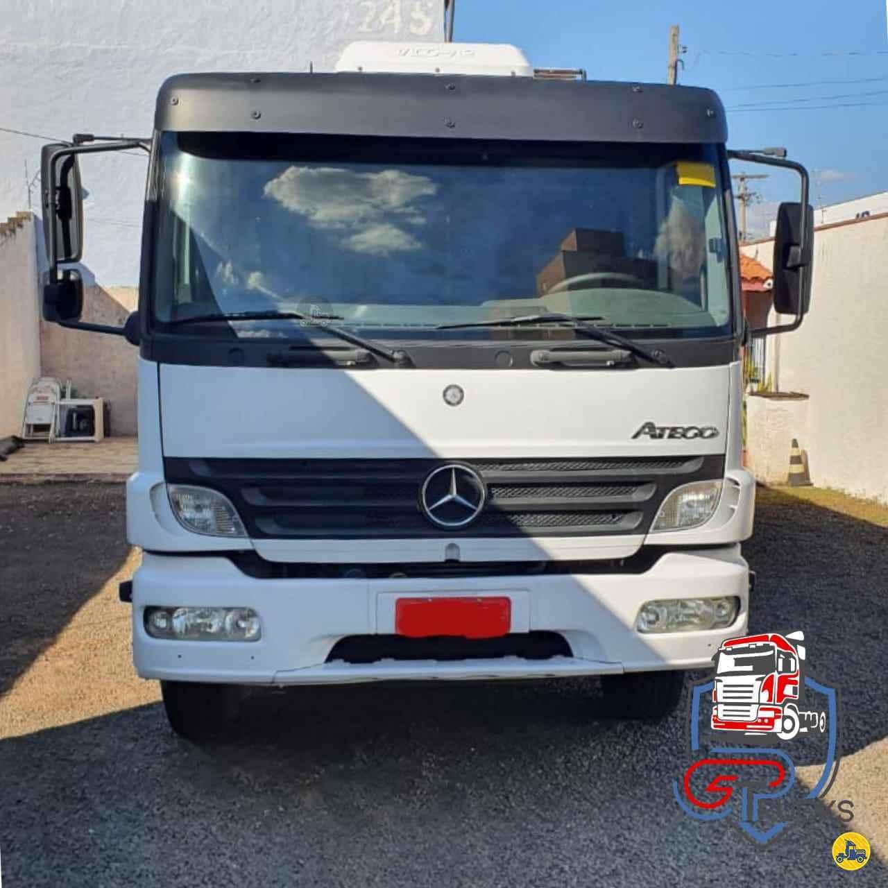 CAMINHAO MERCEDES-BENZ MB 2425 Caçamba Basculante BiTruck 8x2 GP Trucks PIRACICABA SÃO PAULO SP