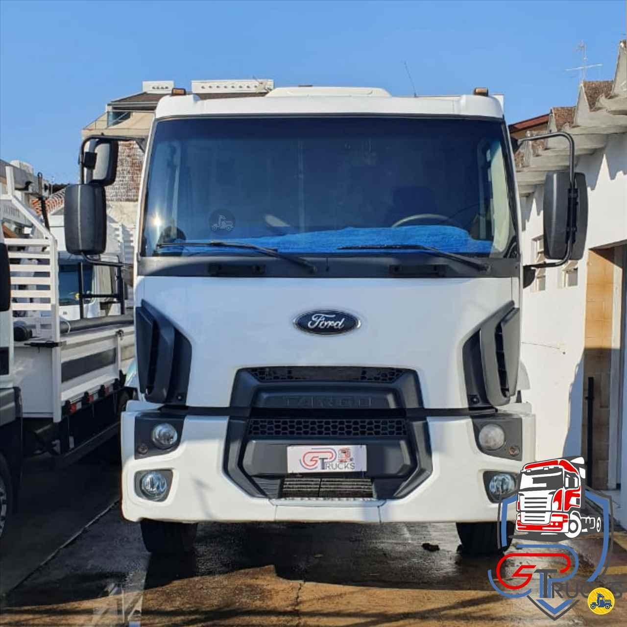 CAMINHAO FORD CARGO 2429 Chassis Truck 6x2 GP Trucks PIRACICABA SÃO PAULO SP