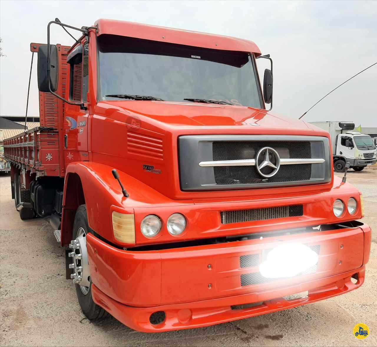 CAMINHAO MERCEDES-BENZ MB 1620 Carga Seca Truck 6x2 GP Trucks PIRACICABA SÃO PAULO SP