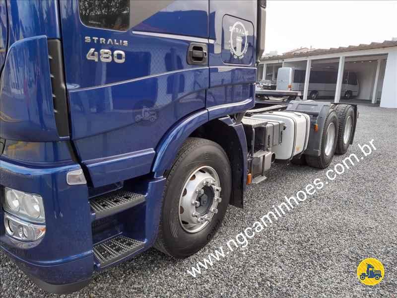 IVECO STRALIS 480 465km 2014/2014 NG Caminhões