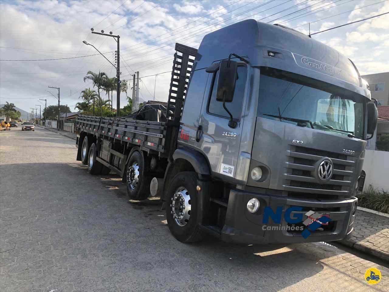 VW 24280 de NG Caminhões - TIJUCAS/SC