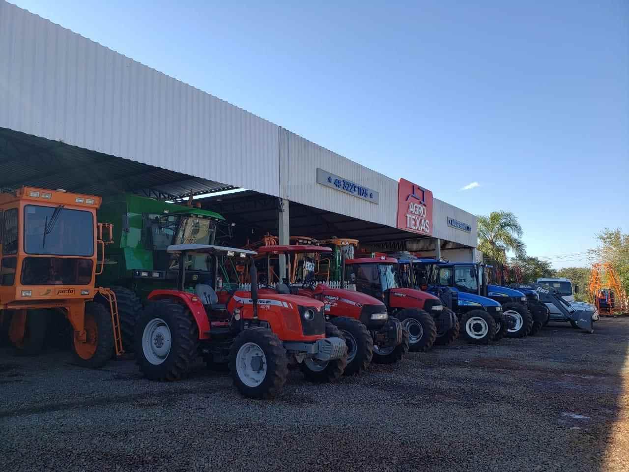 Foto da Loja da Agro Texas Máquinas Agrícolas