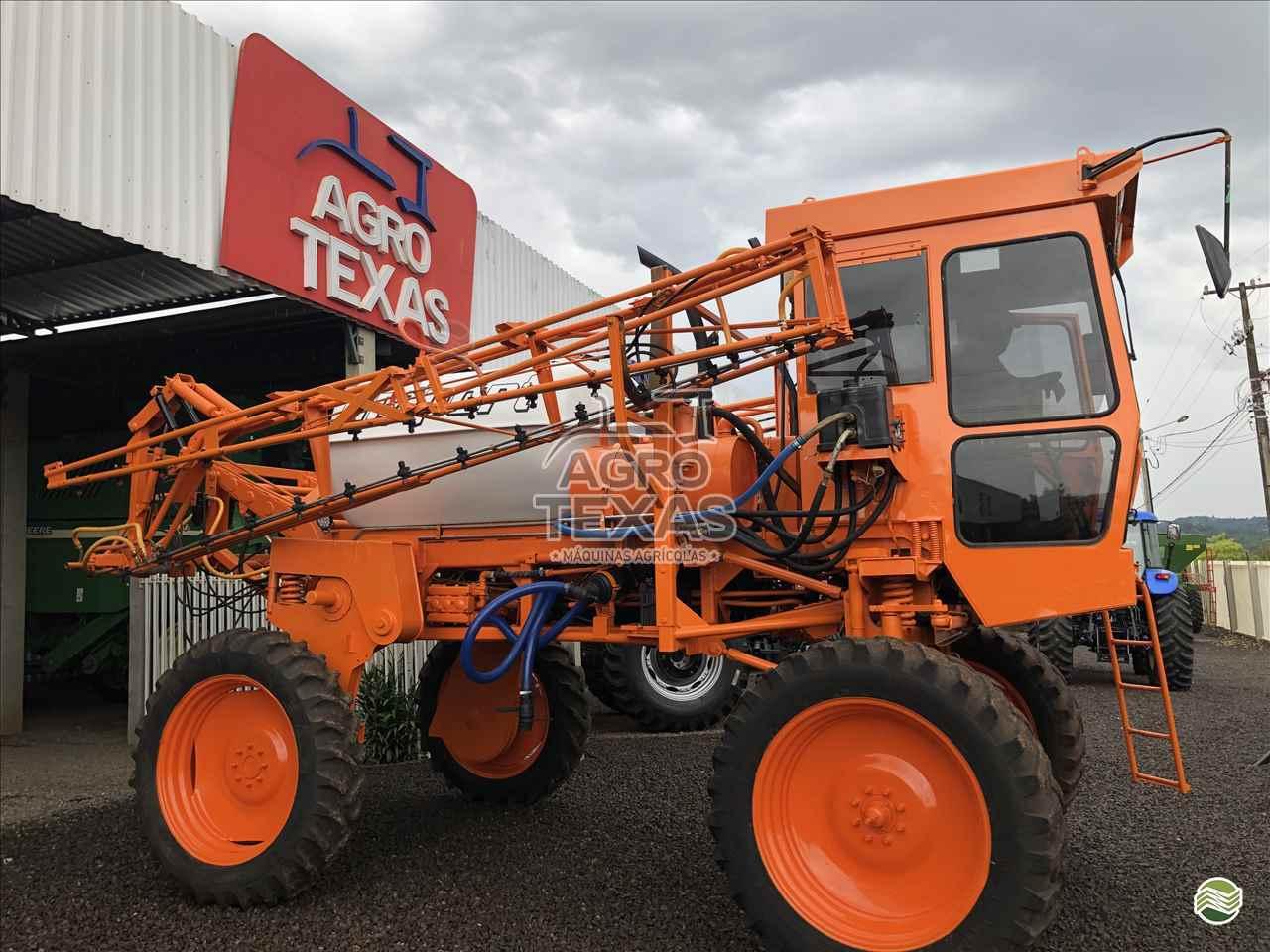 PULVERIZADOR JACTO UNIPORT 2000 Tração 4x2 Agro Texas Máquinas Agrícolas VITORINO PARANÁ PR