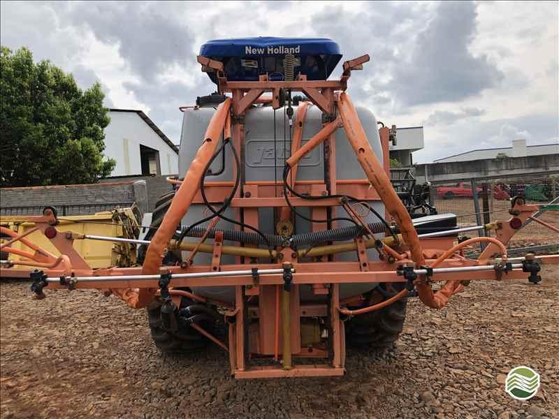 PULVERIZADOR JACTO CONDOR 800 AM14 Acoplado Hidráulico Agro Texas Máquinas Agrícolas VITORINO PARANÁ PR